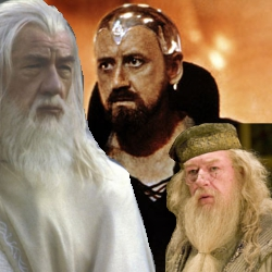 gandalf vs merlin vs dumbledore
